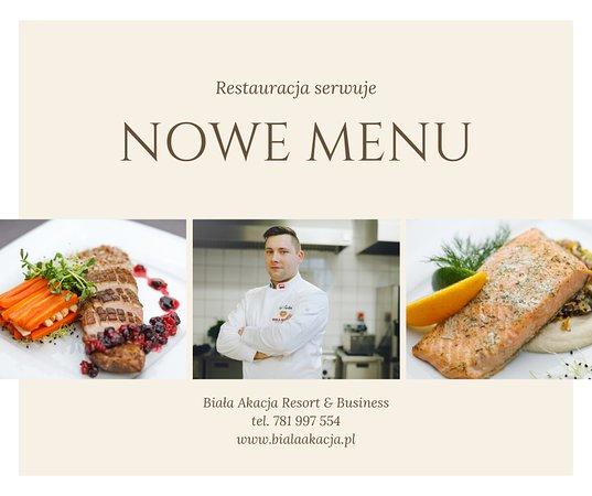 Prudnik, Polska: Nowe menu