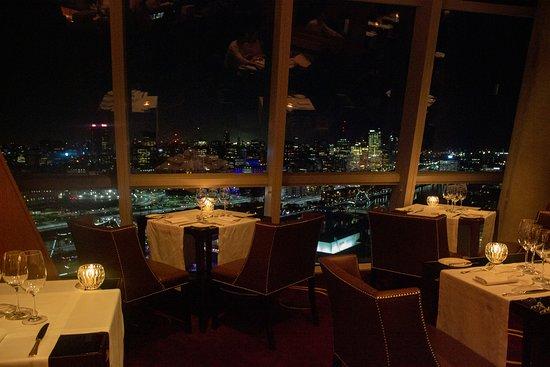 Restaurante Kayla: Kayla - vista de la Ciudad desde el piso 31 / view of the city from the 31st floor