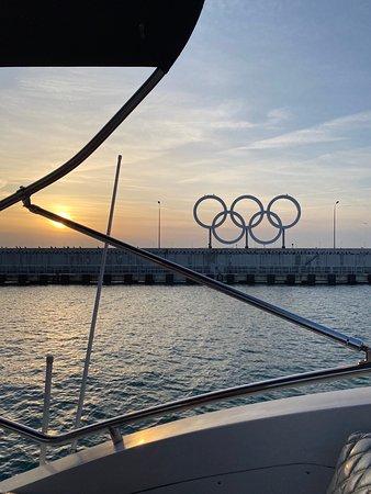 Черное море, Россия: Олимп