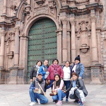 Cuzco, Peru: Con más clientes contentos y satisfechas.