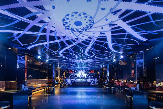 Shishi Asian Bistro & Nightclub