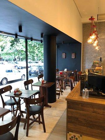Restaurante Cafe Oratório atendimento, almoço e lanches com melhor preço e qualidade.  Vale a pena conferir!