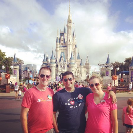 Cinderella Castle: Magic kingdom