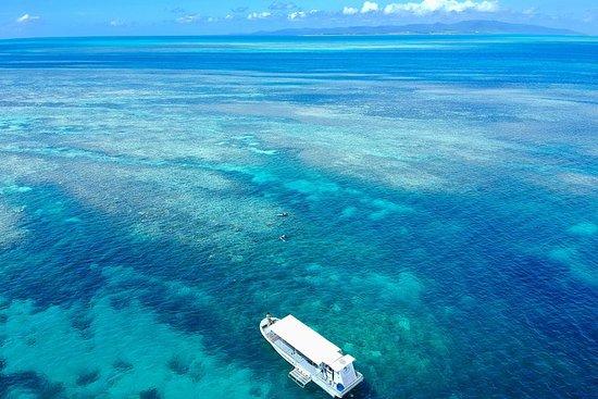 《Partenza dall'isola di Ishigaki》 Atterraggio sull'isola di Phantom e