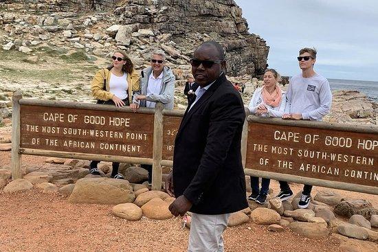 來自南非開普敦的好望角和企鵝全日遊