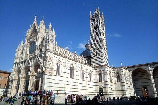Regelmatige wijntour in Chianti en bezoek aan Siena - delen met ...