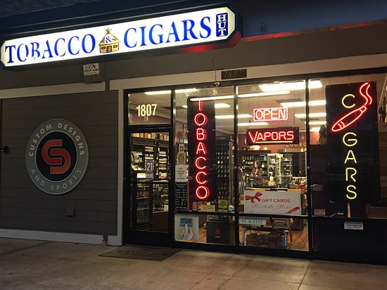 Cigars Tobacco Hut