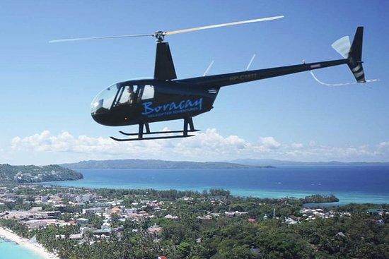 Boracay Hubschrauber Abenteuer