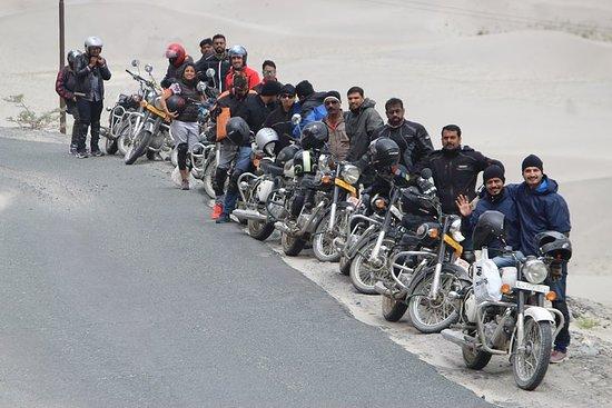 Randonnée à vélo Shyam Valley...