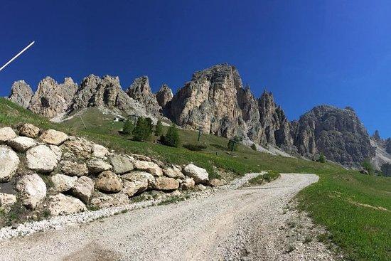 Mountain-bike Tour Sella Ronda Val Gardena (MTB)
