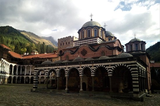 From Sofia: SPA and Rila monastery