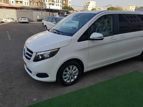 Tel Aviv District, Israel: The New Van