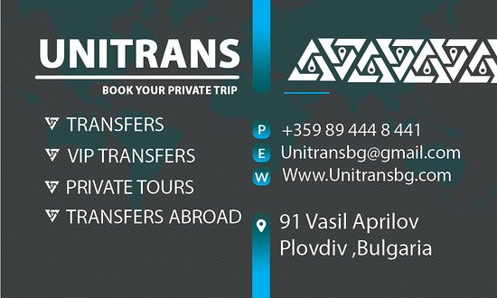 Unitrans Be Private