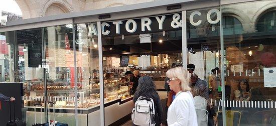Bienvenue chez Factory & Co Gare de l'Est !