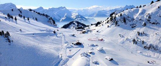 Villars-Gryon-Les Diablerets Ski Area