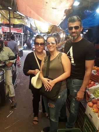 Mumbaí (Bombaj), Indie: Mumbai local market