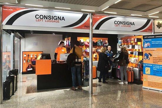Consigna & Left Luggage / Grupo21...