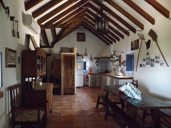Santaella, España: COCINA