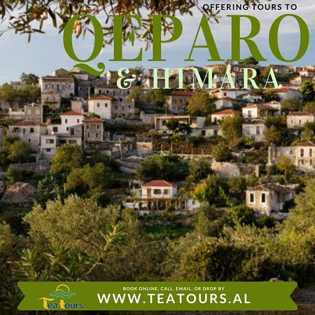 Qeparo Village & Himara beaches Day tours! #teatours 🎆✨ Book: https://teatours.al/…/12-visit-of-qeparo-village-and-the-hi… Or, send us an email, or, give us a call ☎️: +355 852 2 03 23 +355 69 27 91 052 +355 69 78 61 750 📧info@teatours.al 📧myteatours@gmail.com We welcome you! ❤️