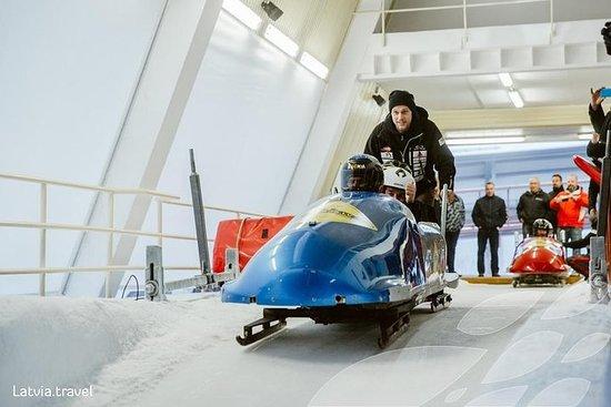 Bobsleigh Olímpico de Riga
