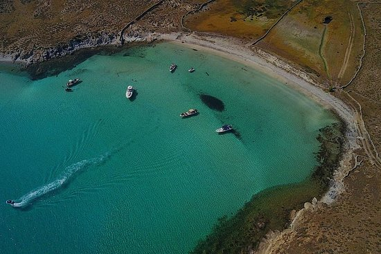 私人遊輪:DELOS – RHENIA – MYKONOS南海岸線