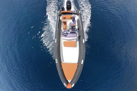 Milos Calypso Boat Rental RIB & Prinate Cruises