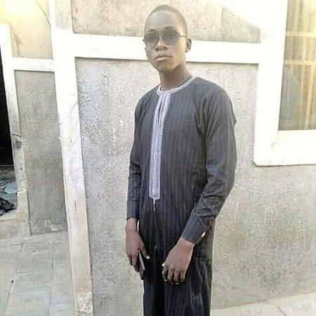 Maiduguri, Nigeria: This is prince it's lovely guy like this