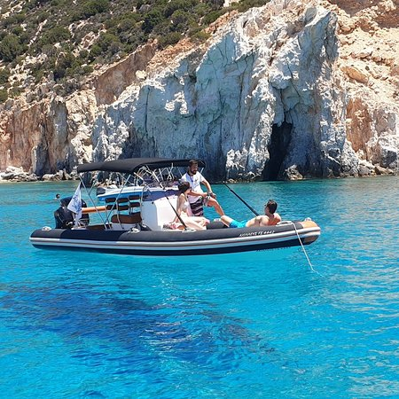 Sifnos Calypso Boat Rental RIB & Private Cruises
