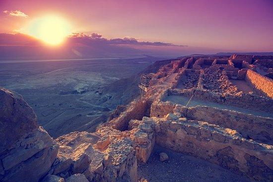 Tour Masada Sunrise, Ein Gedi y Mar...