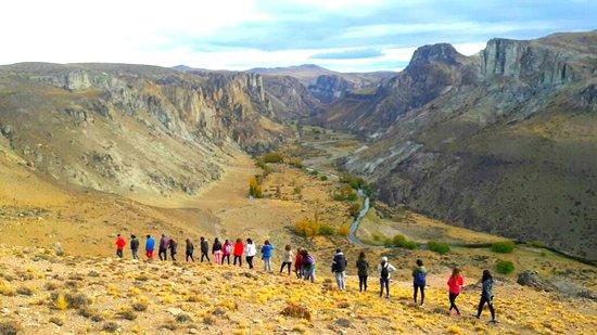 Caminata hacia Cueva de las Manos. Patrimonio de la Humanidad. Reserva salidas al 2976238811