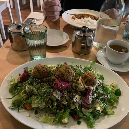 Top vegan place
