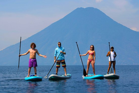 Stand Up Paddle Atitlan