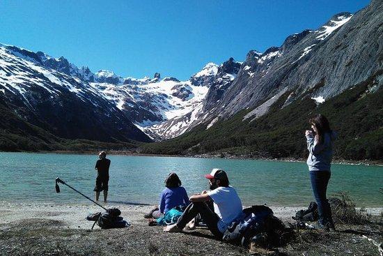 Trekking para Laguna Esmeralda de...