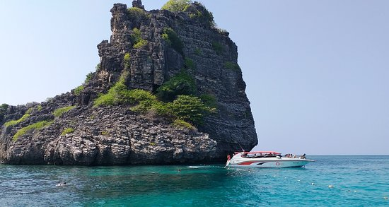 Снорклинг у островов Ха