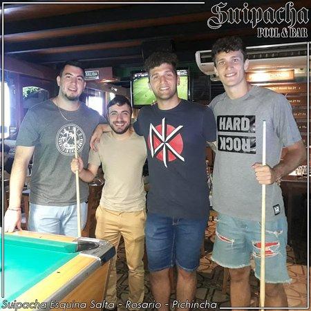 Suipacha Pool