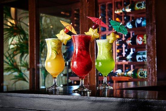 Drinks elaborados são nossa especialidade
