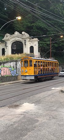 Tram in Downtown