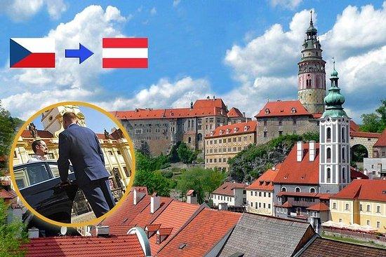 Privat transfer från Prag till Salzburg ...