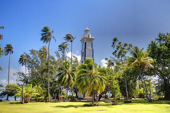Tahiti-Inseltour, inklusive Venus...