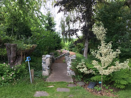 Master Gardener Educational Garden at Greenbank Farm