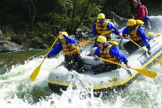 Klasse V Extreme Whitewater Rafting...