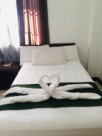 San Jose de Buenavista, Филиппины: Double Bed