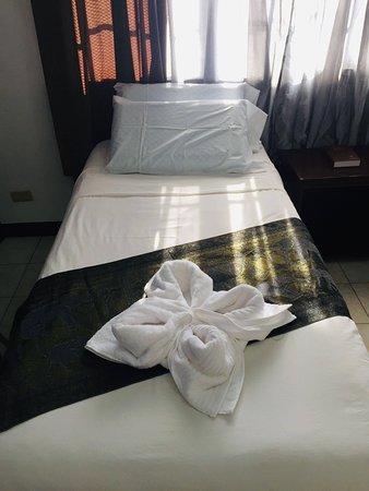 San Jose de Buenavista, Филиппины: Single Bed