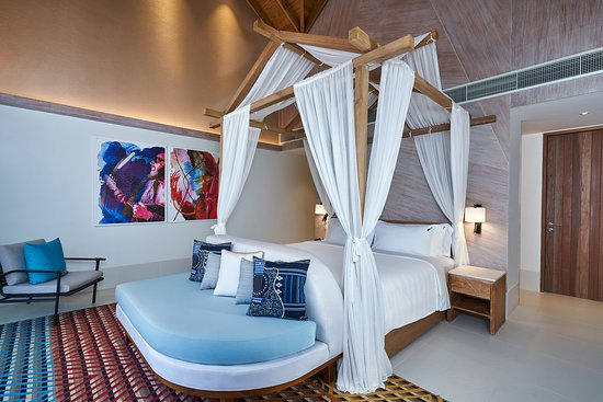 Rock Star Suite Bedroom Picture Of Hard Rock Hotel Maldives South Male Atoll Tripadvisor