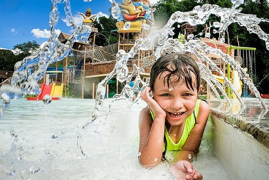 Ingresso Oficial Hot Park - Rio Quente - GO