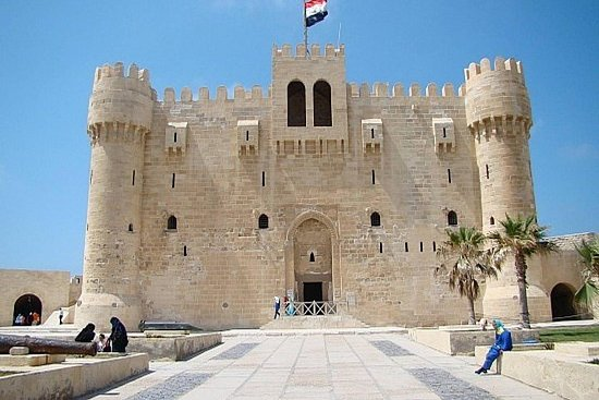 Alexandria from Cairo in one day tour