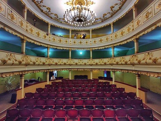 Old Theatre Mihai Eminescu