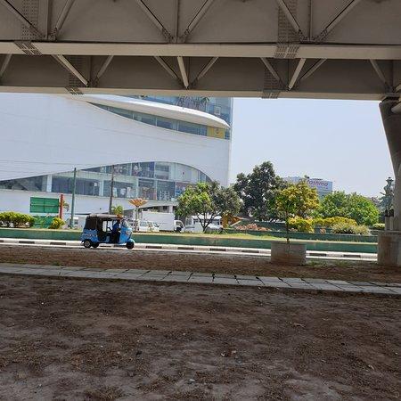 Sri Jayawardenepura, Srí Lanka: View