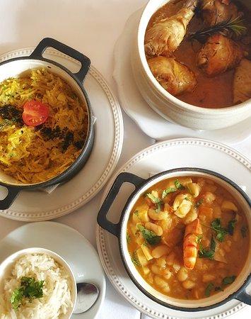 Bacalhau, Camarão, Frango ... Belém 2a8 - restaurante.