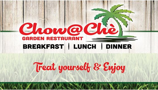 Rehoboth, Namibia: Our new Logo for Chow@Che Garden Restaurant